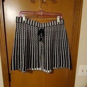 Candie's knit skirt NWOT